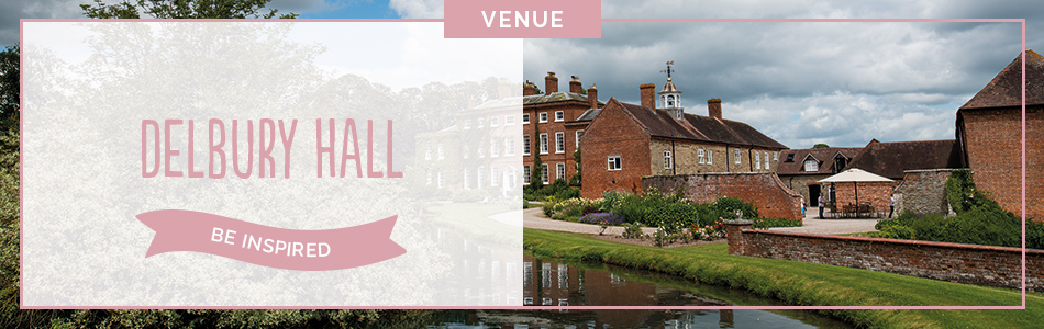 Delbury Hall Barn Wedding Venue in Shropshire - Be inspired | CHWV