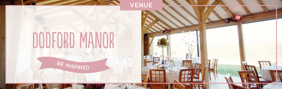 Dodford Manor wedding venue in Northamptonshire - Be inspired | CHWV