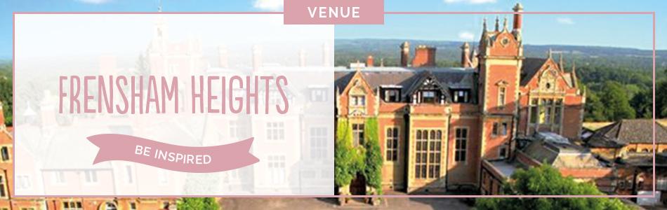 Frensham Heights wedding venue in Surrey - Be inspired | CHWV