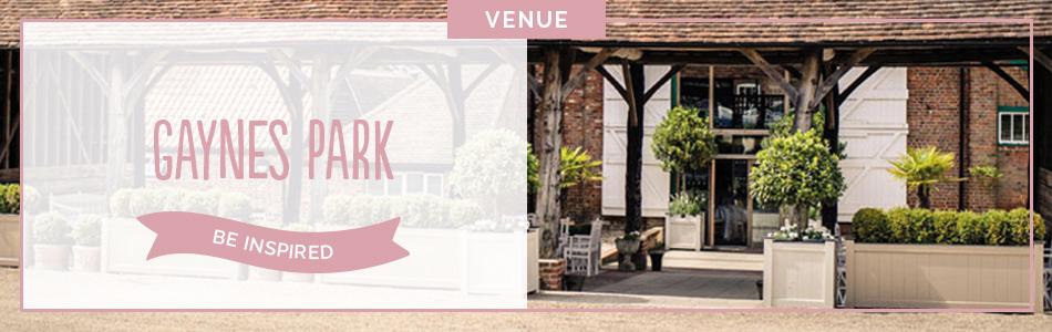 Gaynes Park wedding venue in Essex - Find out more | CHWV