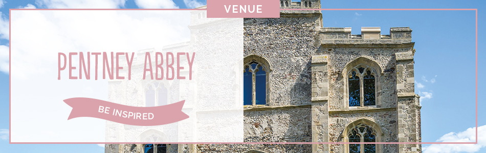 Pentney Abbey wedding venue in Norfolk - Be inspired | CHWV