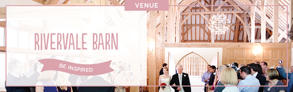 Rivervale Barn wedding venue in Hampshire - Be inspired | CHWV