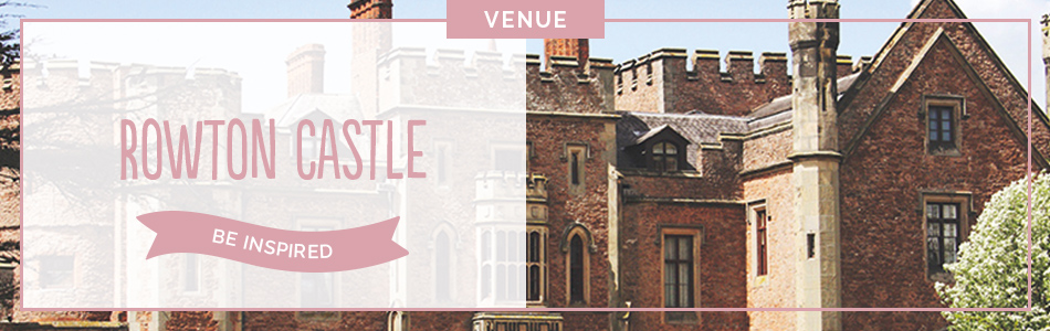 Rowton Castle wedding venue in Shropshire - Be inspired | CHWV