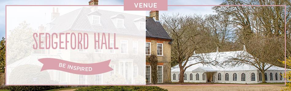 Sedgeford Hall wedding venue in Norfolk - Be inspired | CHWV