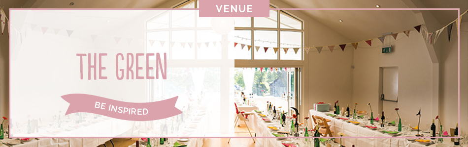 The Green wedding venue in Cornwall - Be inspired | CHWV