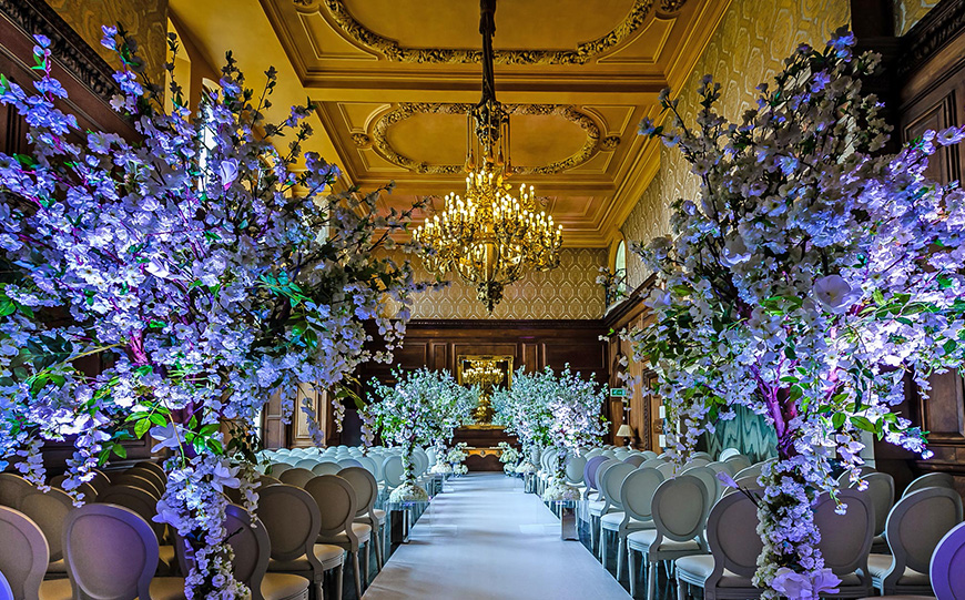 Escape The City With 8 Wedding Venues Near London - Addington Palace | CHWV