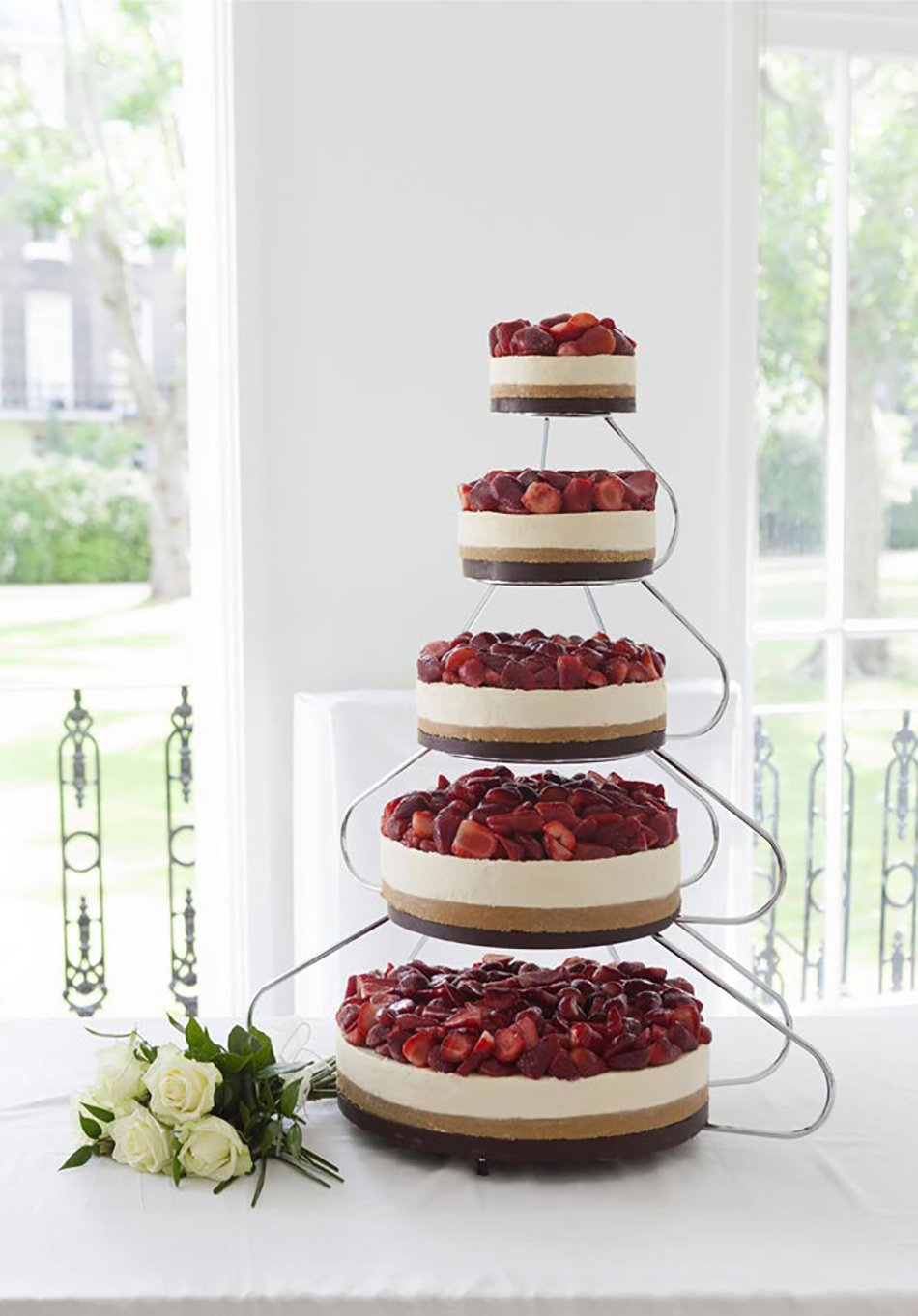 Unusual Wedding Cakes | CHWV
