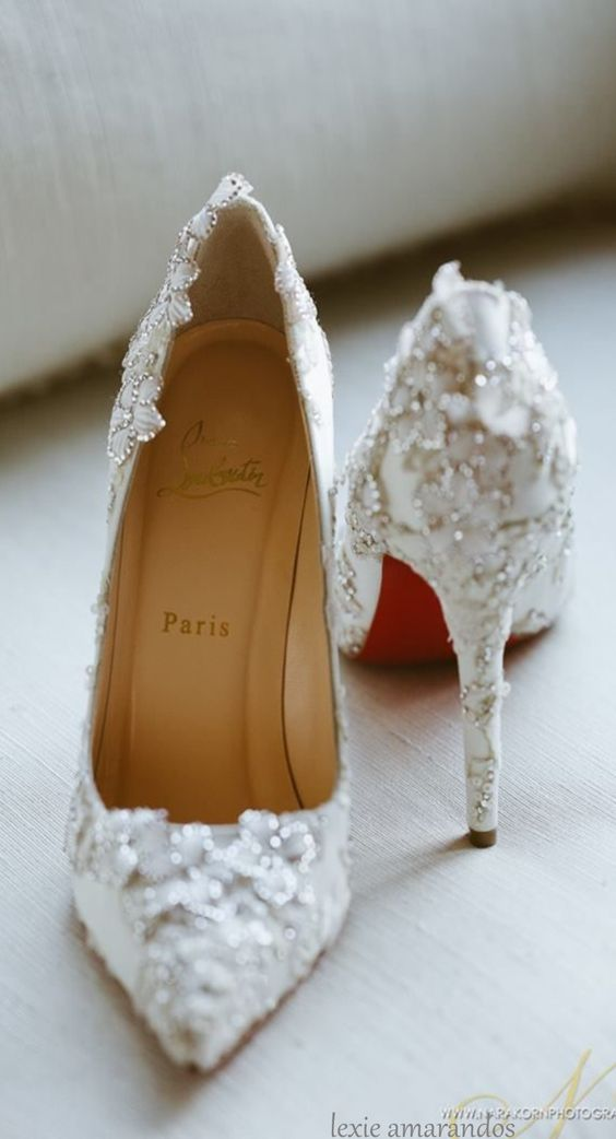 Wedding Traditions: 9 Amazing Ideas for Something New - Shoes   CHWV