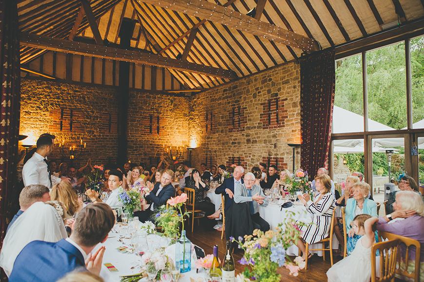 The Most Amazing Spring Wedding Venues - Bartholomew Barn | CHWV