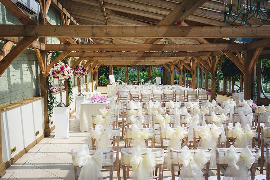 The Most Amazing Spring Wedding Venues - Gaynes Park | CHWV