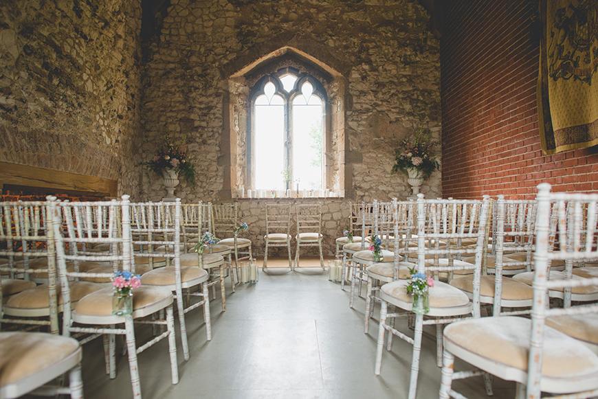 The Most Amazing Spring Wedding Venues - Pentney Abbey   CHWV