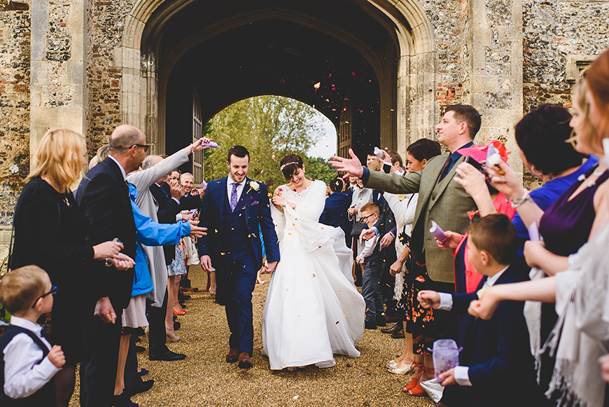 The Most Amazing Spring Wedding Venues - Pentney Abbey | CHWV