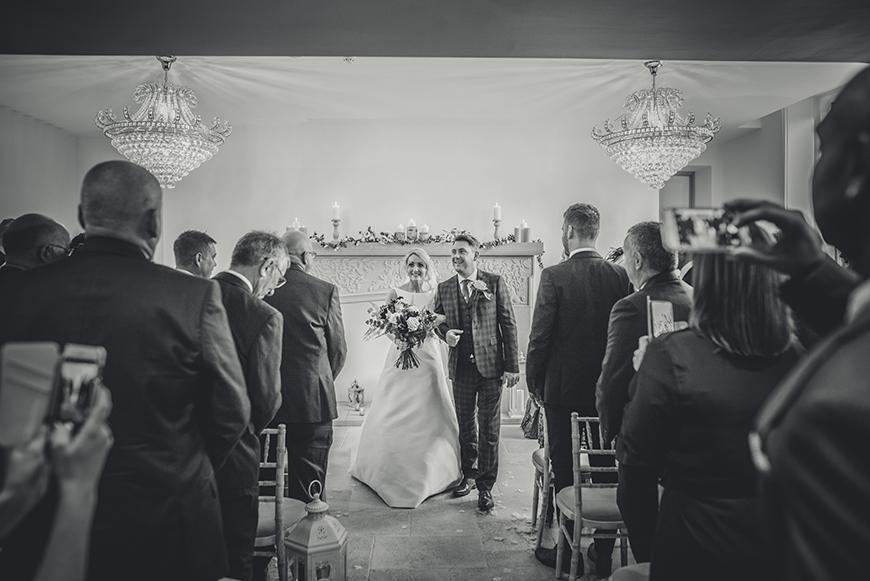 The Most Amazing Spring Wedding Venues - Tyn Dwr Hall | CHWV