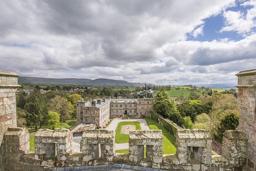 5 Amazing Wedding Venues In The North West - Appleby Castle   CHWV