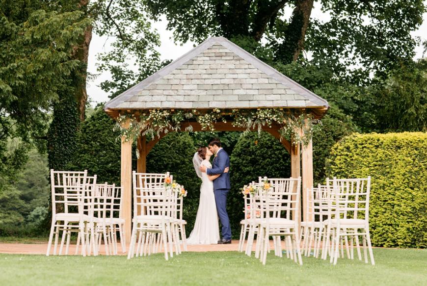 5 Amazing Wedding Venues In The North West - Askham Hall   CHWV