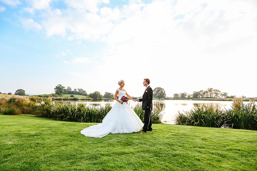 5 Amazing Wedding Venues In The North West - Sandhole Oak Barn   CHWV