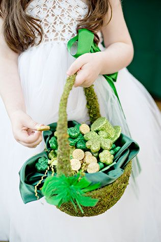 25 ideas for a St Patrick's themed wedding