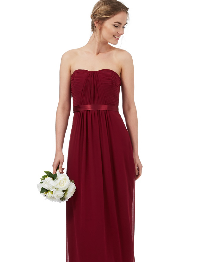Autumn Wedding Fashion: For Your Bridesmaids - Classic beauty | CHWV