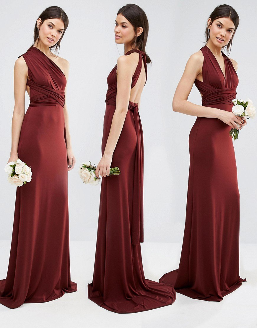 Autumn Wedding Fashion: For Your Bridesmaids - Four-in-one | CHWV