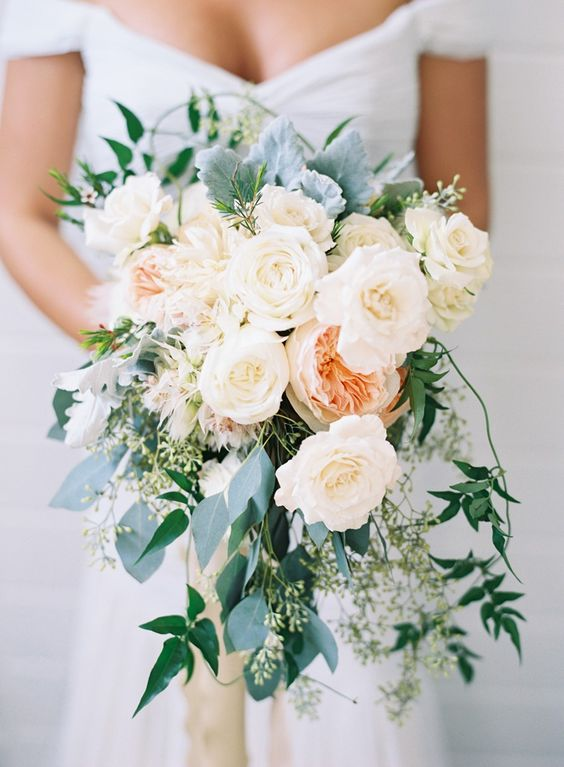 Picking the Perfect Autumn Wedding Bouquet - Colour | CHWV