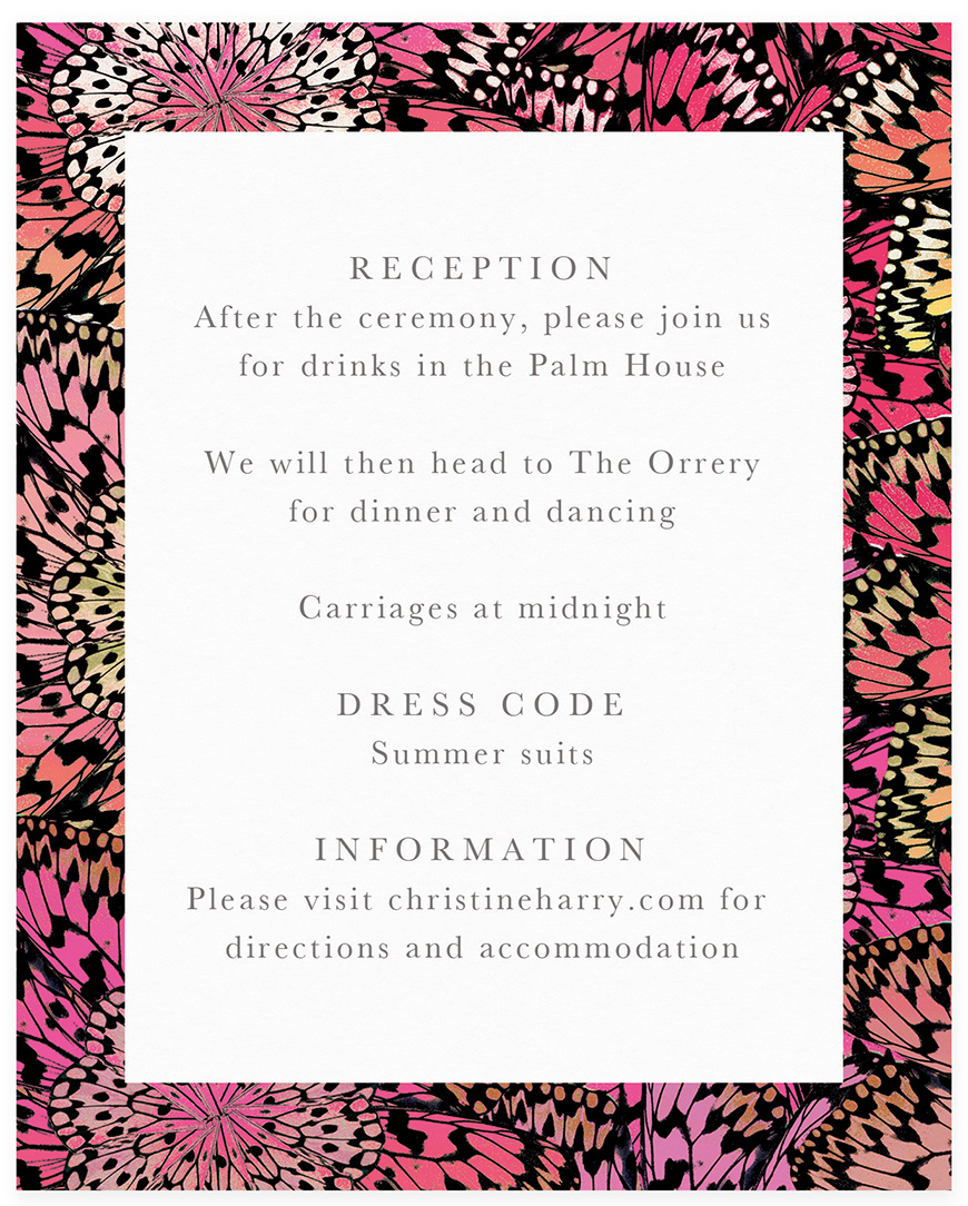 Ask the Experts: Autumn Wedding Stationery | CHWV