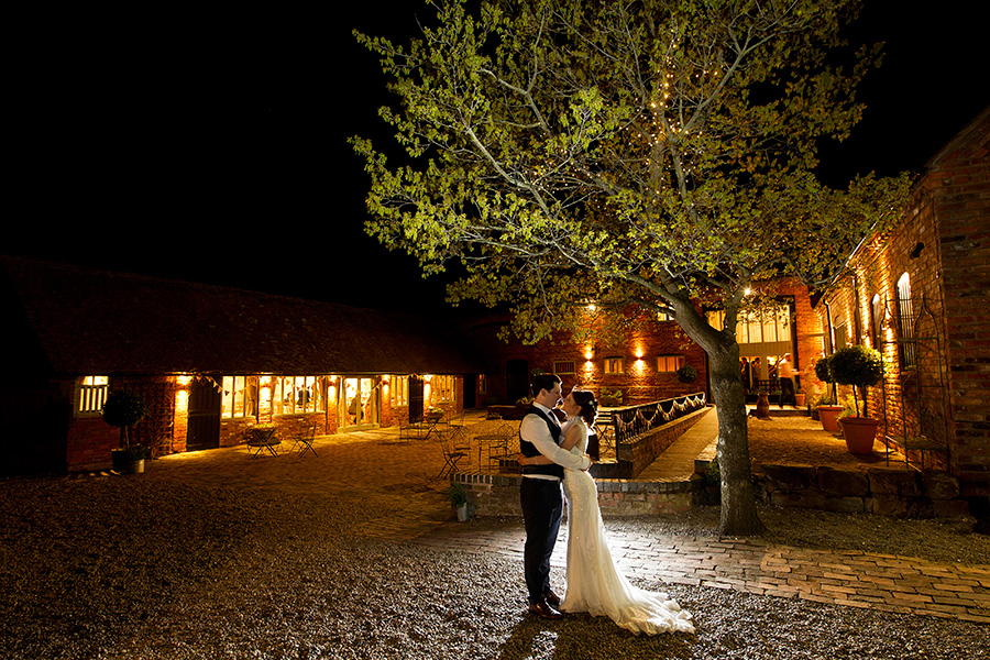 Autumn Wedding Barns - Curradine Barns | CHWV