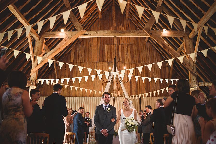 Autumn Wedding Barns - Clock Barn | CHWV