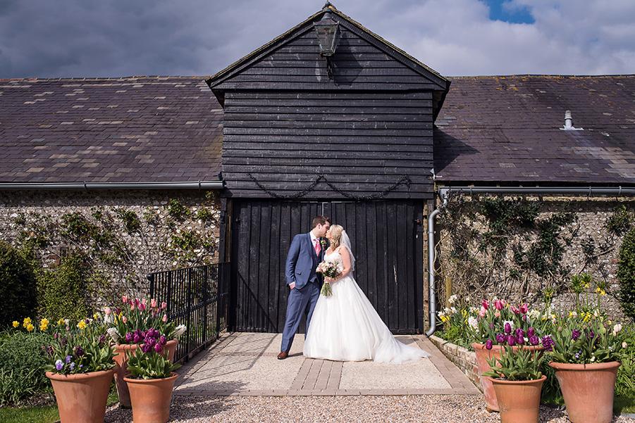 Autumn Wedding Barns - Upwaltham Barns | CHWV