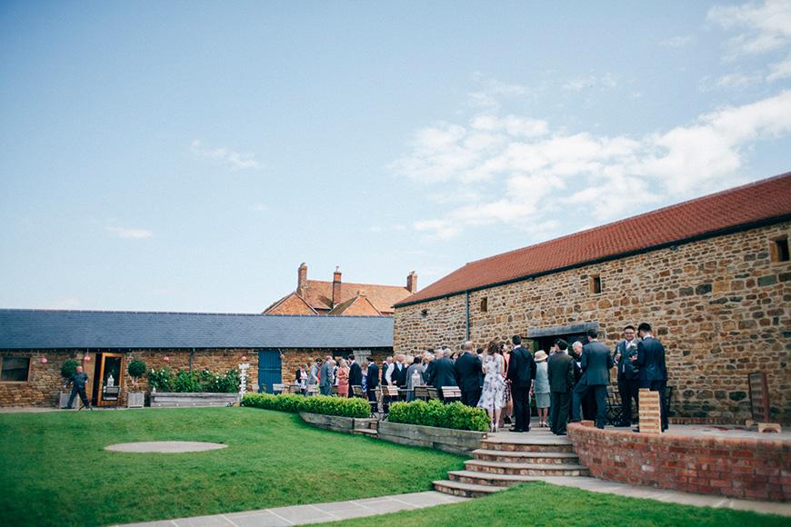 Autumn Wedding Barns - Dodford Manor | CHWV