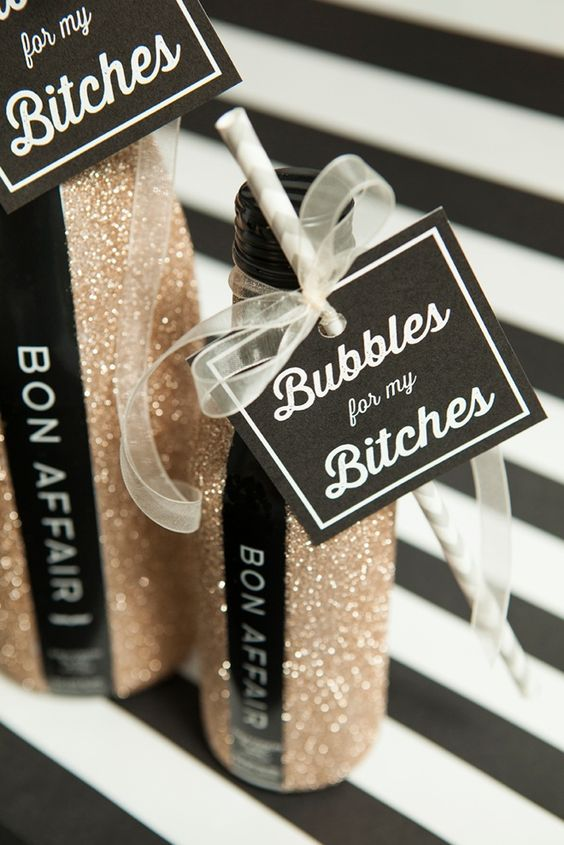 13 Awesome Wedding Gift Ideas for Bridesmaids - Lucky charm CHWV