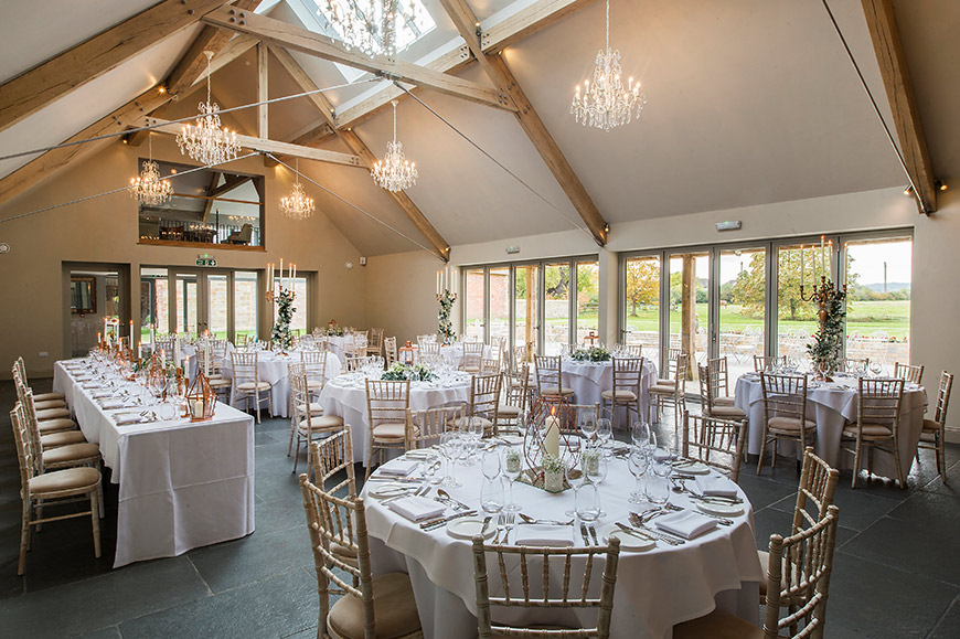 7 Barn Wedding Venues In The Cotswolds That You're Bound To Fall In Love With - Blackwell Grange | CHWV