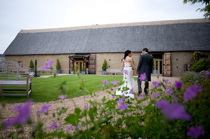 7 Barn Wedding Venues In The Cotswolds That You're Bound To Fall In Love With - Tythe Barn | CHWV