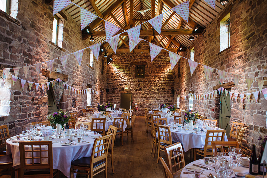 The Best Barn Wedding Venues In Cheshire
