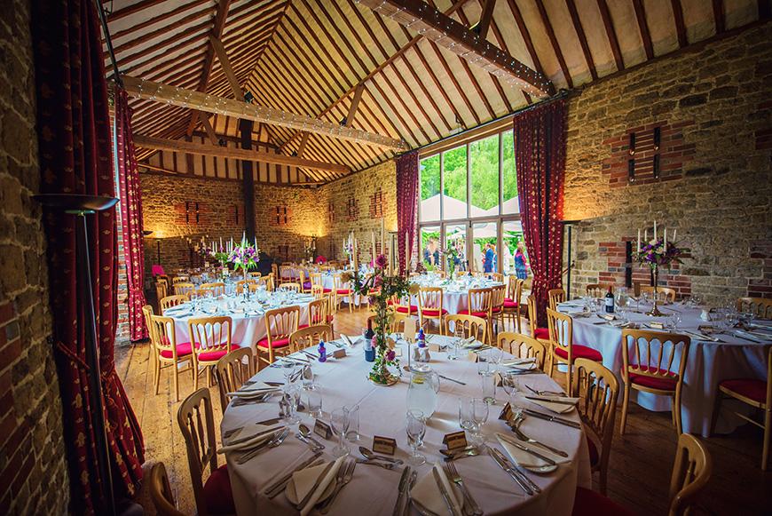 7 Barn Wedding Venues that are Perfect for an Autumn Wedding - Bartholomew Barn | CHWV