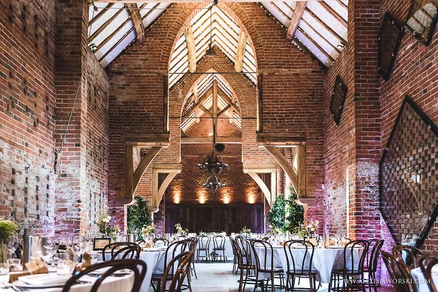 7 Barn Wedding Venues that are Perfect for an Autumn Wedding - Shustoke Farm Barns | CHWV