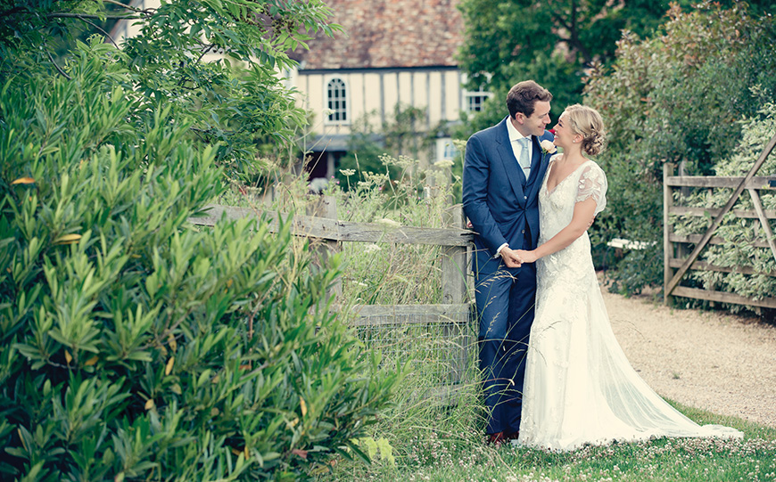 Choosing The Perfect Boho Wedding Venue - Bassmead Manor Barns | CHWV