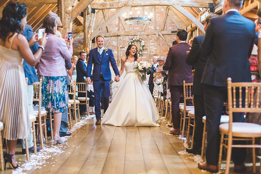 11 Unique Wedding Venues You Won't Want To Miss - Bassmead Manor Barns | CHWV