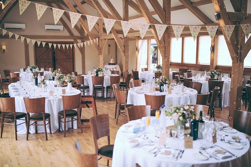 8 All-In-One Wedding Venues That Are Perfect For Summer - Bassmead Manor Barns | CHWV