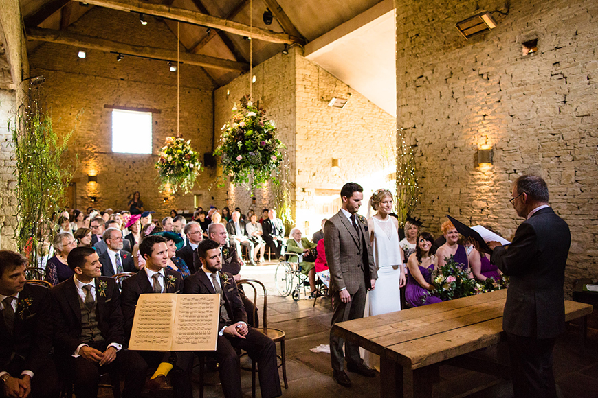11 Beautiful Barn Wedding Venues - Cripps Barn | CHWV