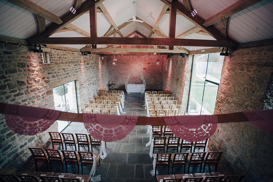 11 Beautiful Barn Wedding Venues - Dodford Manor | CHWV