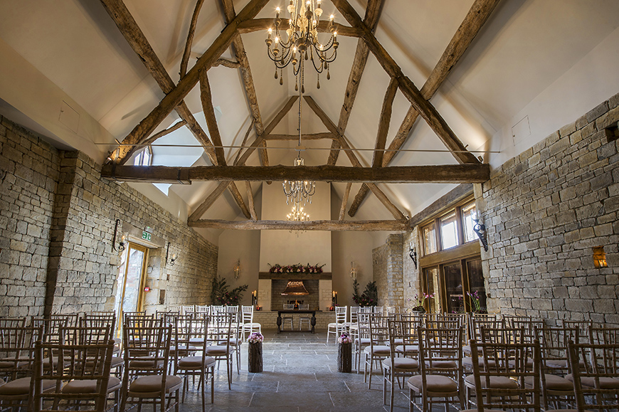 11 Beautiful Barn Wedding Venues - Blackwell Grange | CHWV