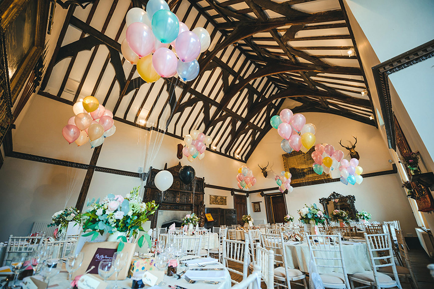 11 Beautiful Country House Venues For Summer Weddings - Burton Court | CHWV