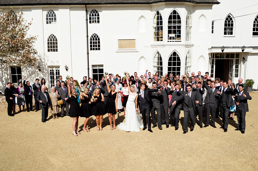 11 Beautiful Country House Venues For Summer Weddings - Warwick House | CHWV