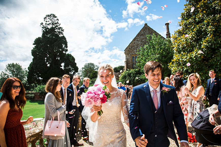 8 Beautiful Outdoor Wedding Venues In The South West - Brympton House | CHWV