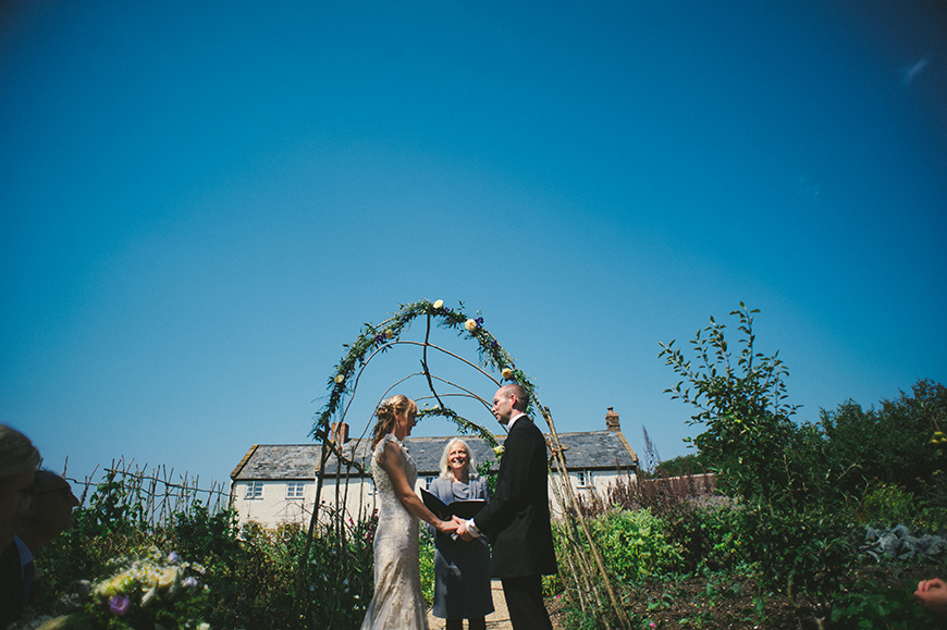 8 Beautiful Outdoor Wedding Venues In The South West - River Cottage | CHWV