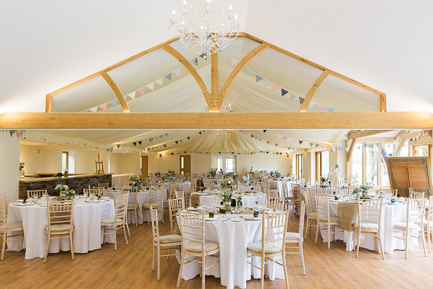 8 Beautiful Outdoor Wedding Venues In The South West - Tredudwell Manor | CHWV