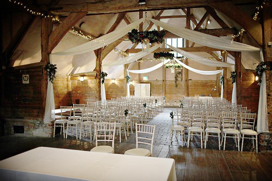 The Best Barn Wedding Venues in Berkshire - Lains Barn | CHWV