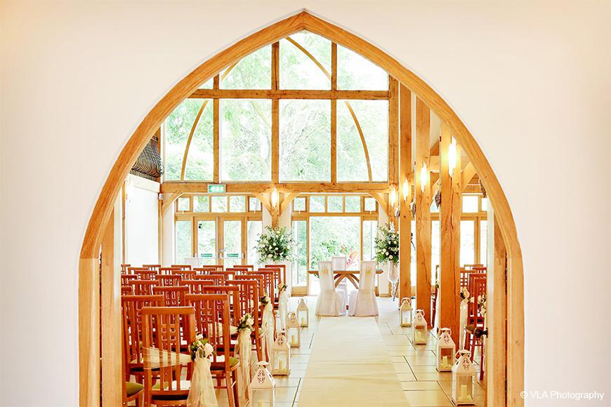 The Best Barn Wedding Venues in Berkshire - Rivervale Barn | CHWV