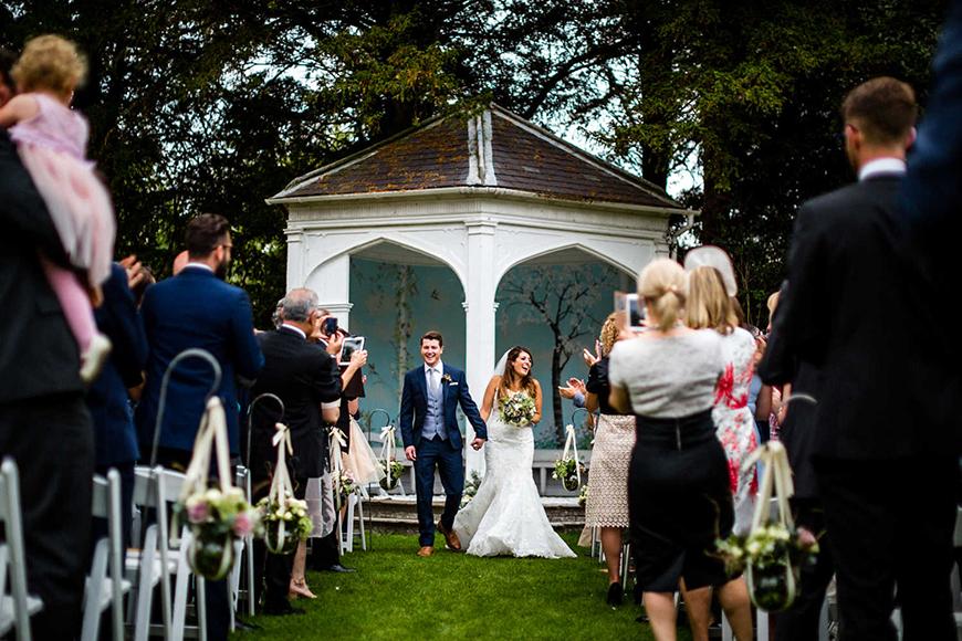 The Best Barn Wedding Venues in Berkshire - Wasing Park | CHWV