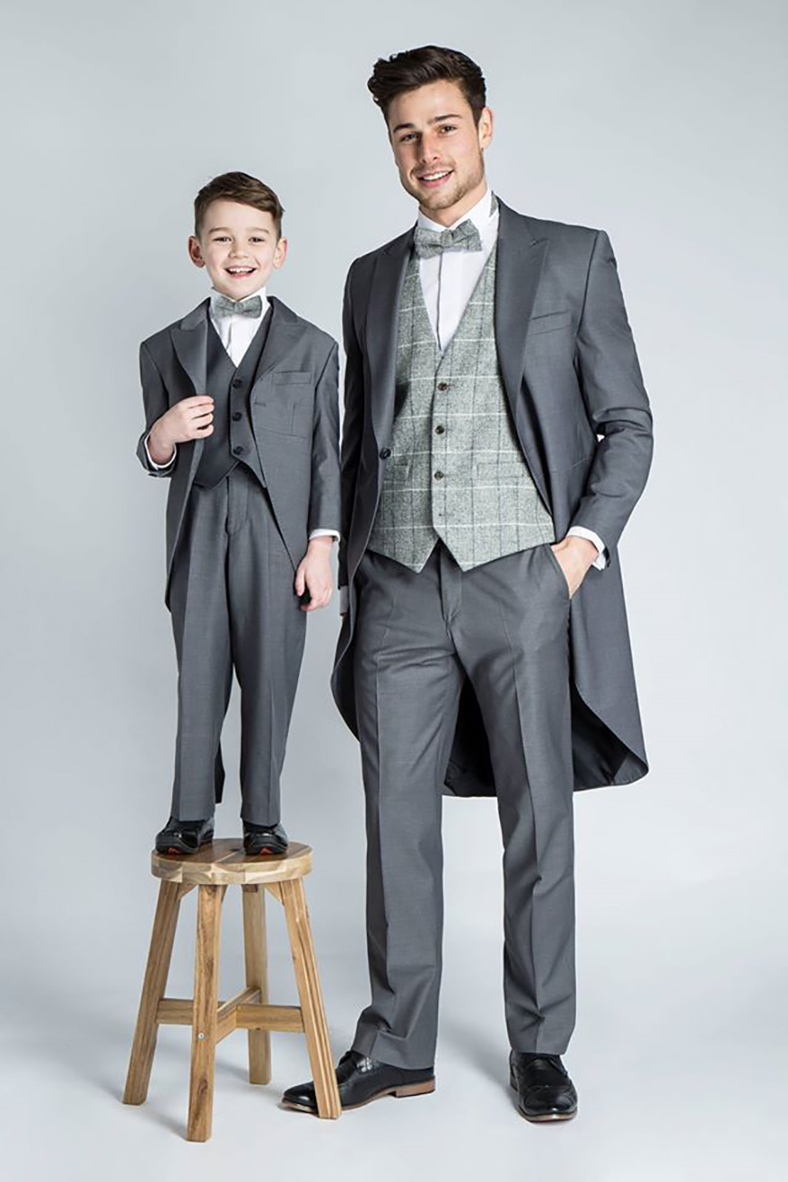 The Best High Street Groomswear For The Perfect Style - Greenwoods | CHWV
